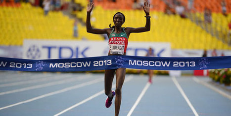 Kenya celebrates gold at IAAF World Championships in Moscow, Indian Travel Agency,Tour Operators in India,Tailormade Tours to India,Budget Travel in India   thetravelboss.com   Scoop.it