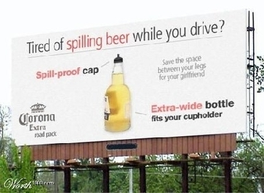 Sea 19: 15 Wild Billboards That Will Have You Scratching Your Head | Social Media Marketing | Scoop.it
