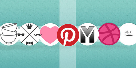 8 Pinterest Alternatives You May Not Know About | digital marketing | Scoop.it