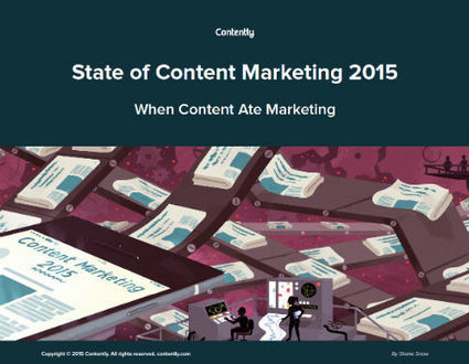 Content Marketing Bundle of Awesome – 12 eBooks for Better Content Performance in 2015   El Content Manager   Scoop.it