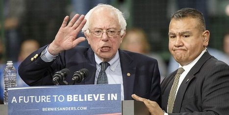 Bernie Sanders' decision to continue campaigning costs taxpayers $38,000 a day   SocialPsy.   Scoop.it