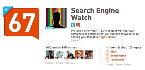 How to Increase Social Influence Scores on Klout & More | ten Hagen on Social Media | Scoop.it