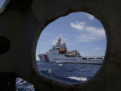 Philippine supply ship evades Chinese blockade | Sustain Our Earth | Scoop.it