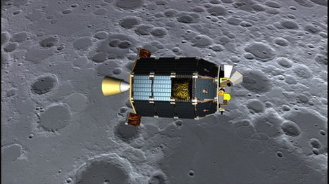 LADEE: NASA's Next Mission to the Moon | Tout est relatant | Scoop.it