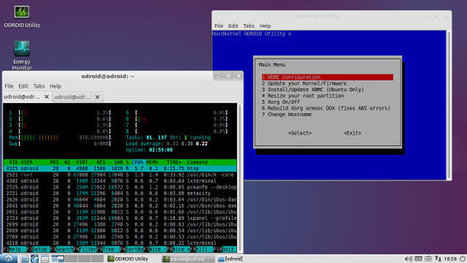 How to Modify HDMI Output Parameters in Linux for ODROID-XU3 (Lite) Development Board   Embedded Systems News   Scoop.it
