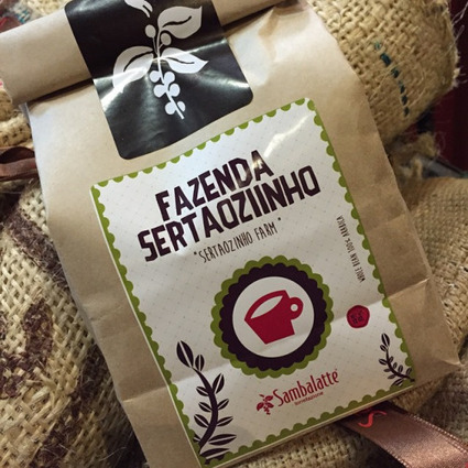 ESSENZA - sambalatte: Fazenda Sertaozinho award by Cup of... | Sensory Marketing of foods | Scoop.it