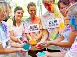 Passatempos - Inscrições para a prova da The Color Run em ...   Matosinhos   Scoop.it