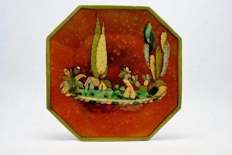 Josefina Arais de Pendretti Mexican Studio Pottery Art Deco Era International Ceramic Art Mexico 1920s through 1950s Modern Ceramics   S U B L I M E * D E S I G N   Scoop.it