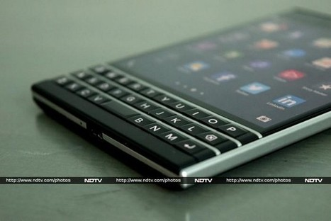 BlackBerry Passport Review: The QWERTY Challenger | Useful Product Reviews | Scoop.it