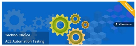 Automation Testing Courses - TalentSprint | Software Training | Scoop.it