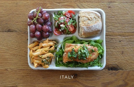 These School Lunches From Around The World Should Embarrass The U.S. | Upsetment | Scoop.it