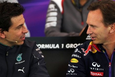 Wolff confirms no deal with Red Bull and talks are over | F 1 | Scoop.it