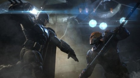 BATMAN: ARKHAM ORIGINS HIGHLY COMPRESSED ~ Download Games and Softwares | Download Free Pc Games | Scoop.it