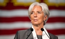 Christine Lagarde, scourge of tax evaders, pays no tax | Ethics? Rules? Cheating? | Scoop.it