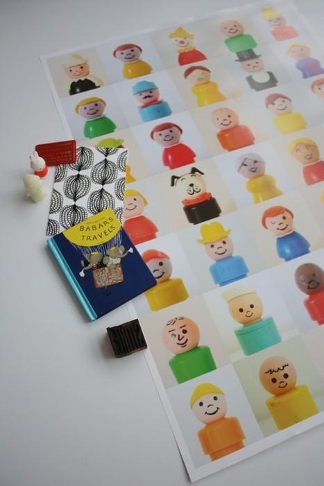 Ma deco comme les grands, mobilier, deco vintage et design pour enfant | lili box likes | Scoop.it