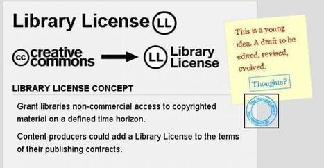 Quel modèle de licence libre pour les bibliothèques ? | enssib | Open Hardware | Scoop.it