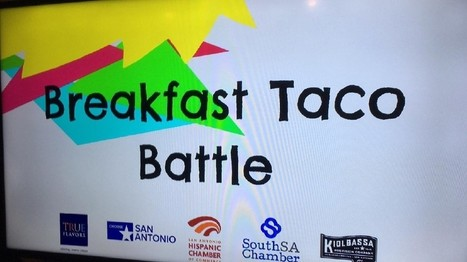 SXSW: Austin a no-show at breakfast taco battle with San Antonio | Urban eating | Scoop.it