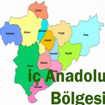 İç Anadolu Bölgesi | Enerji Kimlik Belgesi | Enerji Kimlik Belgesi BURDA | Scoop.it