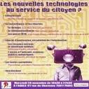 Les nouvelles technologies au service du citoyen ? | CECIL | actions de concertation citoyenne | Scoop.it