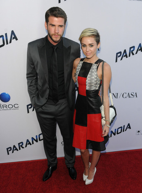 Liam Hemsworth Reaches Out to Miley Cyrus In Hospital | Miley Cyrus | Scoop.it