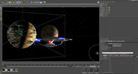 CGSociety - Star Trek Next Gen   Star Trek International   Scoop.it