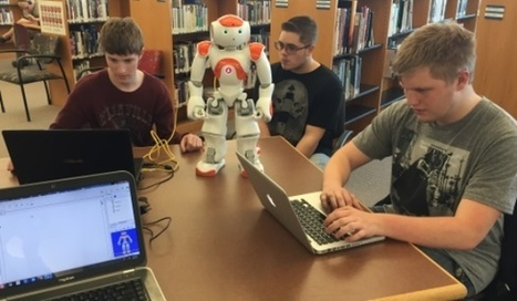 Supporting Students with STEM Programming at the Library | Tech Tidbits | useful tools for the library media specialist | Scoop.it