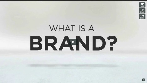 "[Video] ""What is a Brand?"" by Lippincott 