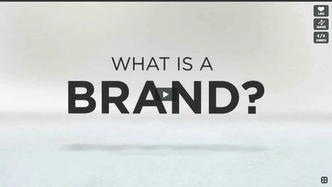 "[Video] ""What is a Brand?"" by Lippincott | Identité de marque | Scoop.it"