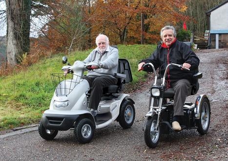 Des scooters électriques tout terrain pour visiter les forêts écossaises | Economie Responsable et Consommation Collaborative | Scoop.it