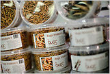 Dutch Try to Change 'Ick' to 'Yum' for Insect Dishes | Entomophagy: Edible Insects and the Future of Food | Scoop.it