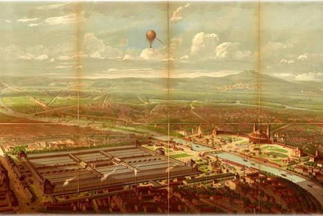L'exposition universelle de 1878 - Histoires de Paris | Histoires de Paris | Scoop.it