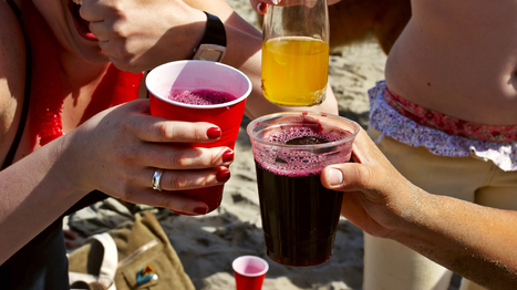 Can Fear Of Cancer Keep College Kids From Binge Drinking? - NPR (blog)   Education   Scoop.it