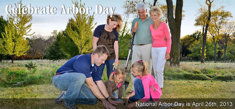 Celebrate Arbor Day | Homework Helpers | Scoop.it