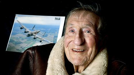 World War II hero reflects on life as he turns 100 - Melton Weekly   World War Two   Scoop.it