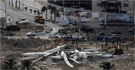 Bahrain Tears Down Monument as Protesters Seethe | Coveting Freedom | Scoop.it