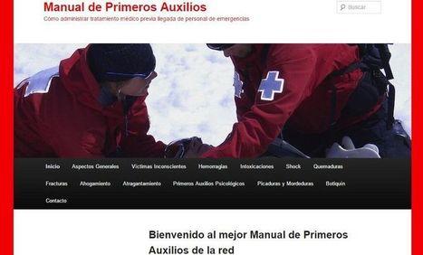Curso online gratuito de Primeros Auxilios | I didn't know it was impossible.. and I did it :-) - No sabia que era imposible.. y lo hice :-) | Scoop.it