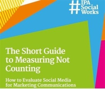 Industry publishes social media measurement guide | Social Media Sentiment | Scoop.it
