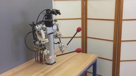 Disney dévoile un robot qui reproduit nos gestes à la perfection | Une nouvelle civilisation de Robots | Scoop.it
