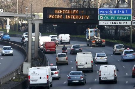 La circulation alternée, une mesure insuffisante contre la pollution de l'air | Système-vélo-mobilité-durable | Scoop.it