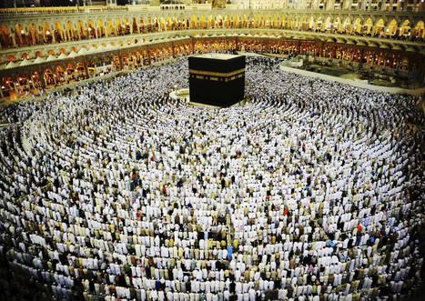 Toppling Cranes Aren't the Only Things Threatening Mecca | WIRED | MERS-CoV | Scoop.it