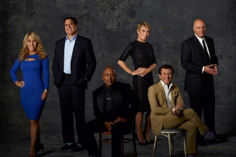 All 7 Shark Tank Stars Share Tips on How to Become a Millionaire | Competitive Edge | Scoop.it