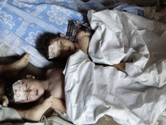 Hands OFF Syria : Ghouta Chemical Attack: Who are killed, Who are responsible ? | Unthinking respect for authority is the greatest enemy of truth. | Scoop.it