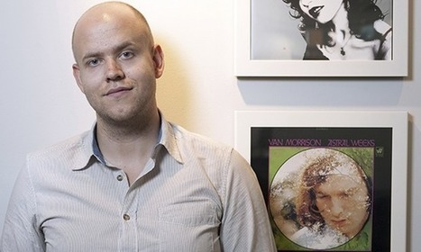 Is Daniel Ek, Spotify founder, going to save the music industry … or destroy it? | New Music Industry | Scoop.it