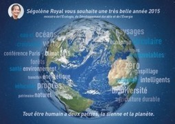 Royal : la transition écologique en 2015 | Développement durable et ses applications | Scoop.it