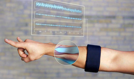 MYO - The Gesture Control Armband | Innovations Technologiques | Scoop.it