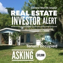 Merritt Island Home For Sale | Real Estate Scoops for FL Space Coast | Scoop.it