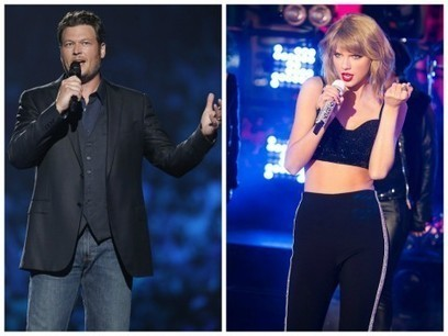 How Blake Shelton replaced Taylor Swift as the face of country music   Country Music Today   Scoop.it