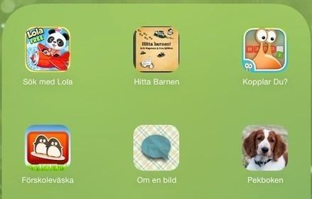 Språkutvecklande appar i förskolan | Camillas samlade pedagogiska bloggar, länkar etc. | Scoop.it
