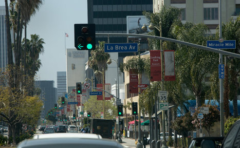 To Fight Gridlock, Los Angeles Synchronizes Every Red Light | cross pond high tech | Scoop.it