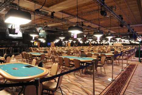 "World Series of Poker 2011 : J-1 sur Poker | "" POKER - All about "" by GOLDENPALACE.be 